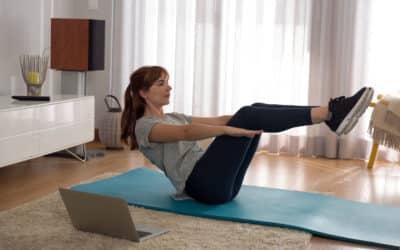 Bewegung im Home Office – 3 effektive Übungen für mehr Fitness